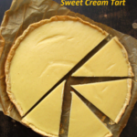Sweet Cream Tart
