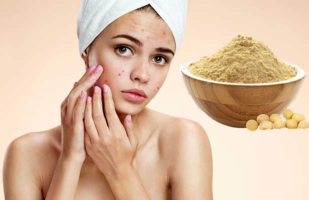 Glowing Skin With Besan,Glowing Skin,Glowing Skin Over 50