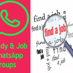 Study & Job WhatsApp Groups