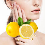 Skin Whitening With Lemon