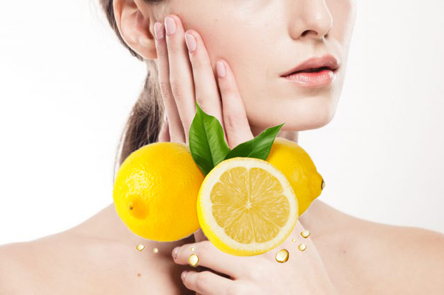 skin whitening with lemon,skin whitening beauty tips