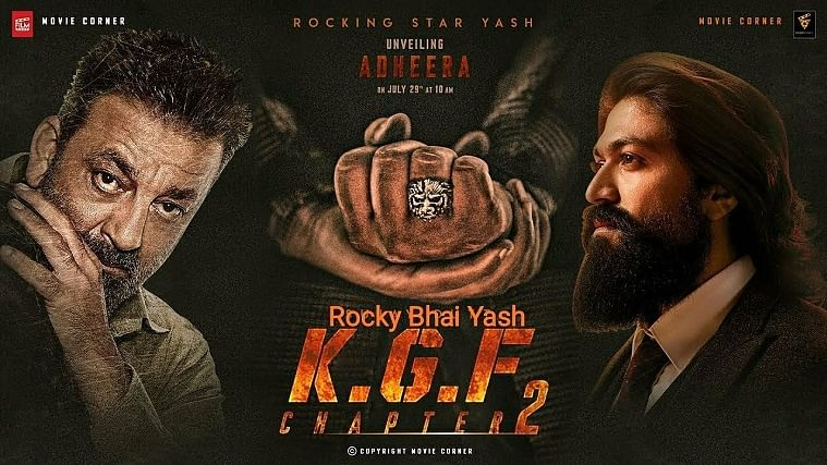 K G F Chapter 2